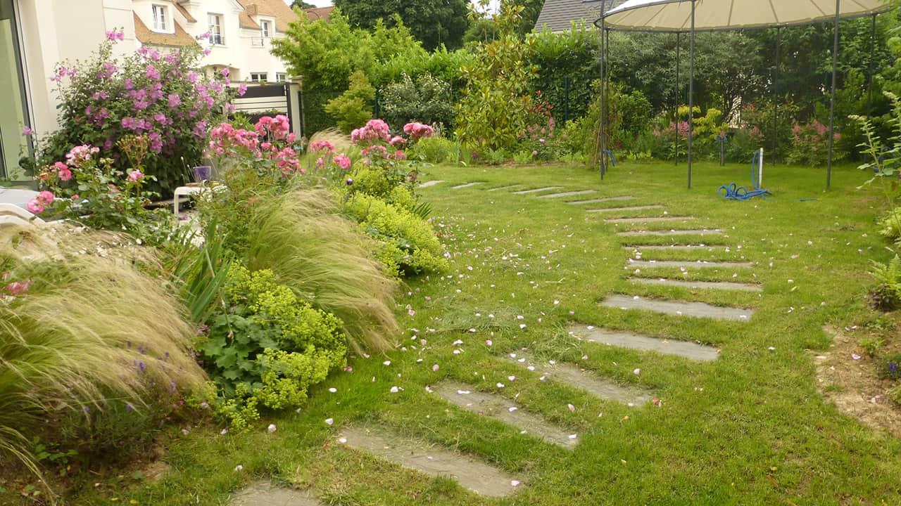 Aménagement plantations - Le-Plessis-Trévise (77)